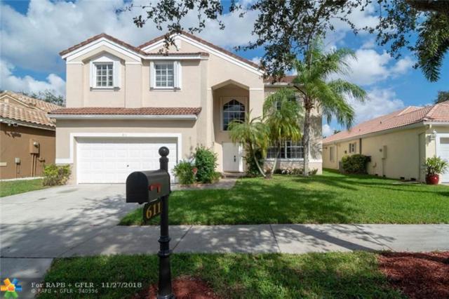 611 Cambridge Ter, Weston, FL 33326 (MLS #F10151369) :: Green Realty Properties
