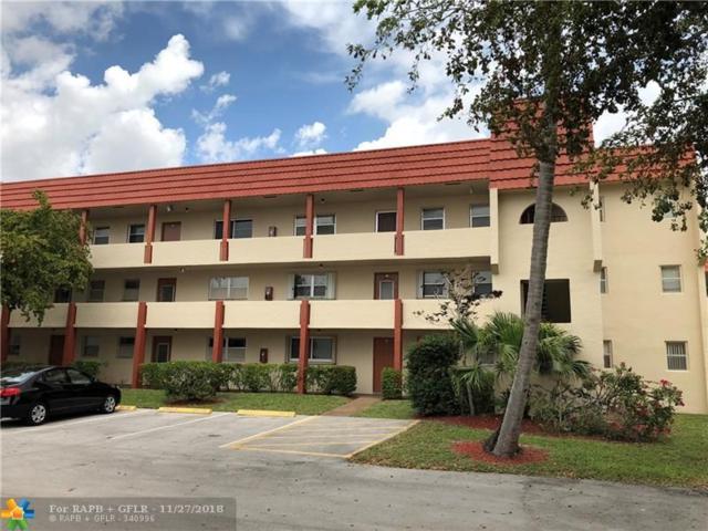 8081 N Sunrise Lakes Dr #110, Sunrise, FL 33322 (MLS #F10151424) :: Green Realty Properties