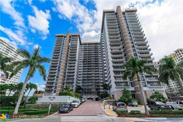 2030 S Ocean Dr #1803, Hallandale, FL 33009 (MLS #F10151437) :: Green Realty Properties