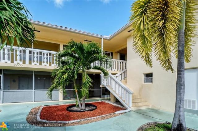 2101 NE 68th St #203, Fort Lauderdale, FL 33308 (MLS #F10151440) :: Green Realty Properties