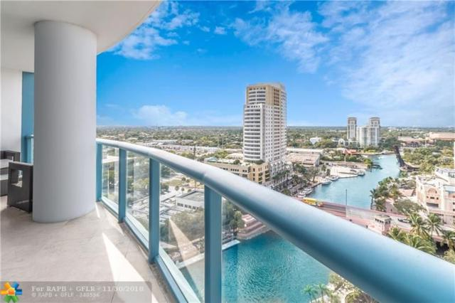 333 Las Olas Way #1802, Fort Lauderdale, FL 33301 (MLS #F10151463) :: Green Realty Properties