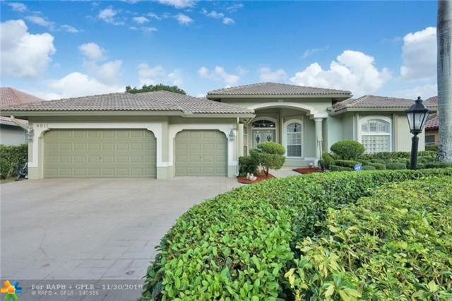 4911 Chardonnay Dr, Coral Springs, FL 33067 (MLS #F10151470) :: Green Realty Properties