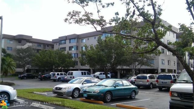 8010 Hampton Blvd #507, North Lauderdale, FL 33068 (MLS #F10151479) :: Green Realty Properties