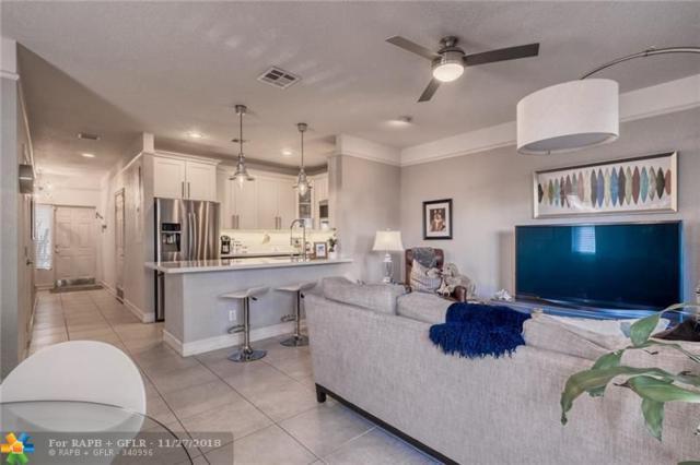 1741 NE 4th Ave F5, Fort Lauderdale, FL 33305 (MLS #F10151516) :: Green Realty Properties