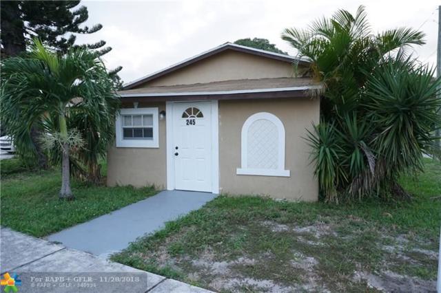245 NW 6th Ave, Dania Beach, FL 33004 (MLS #F10151550) :: Green Realty Properties