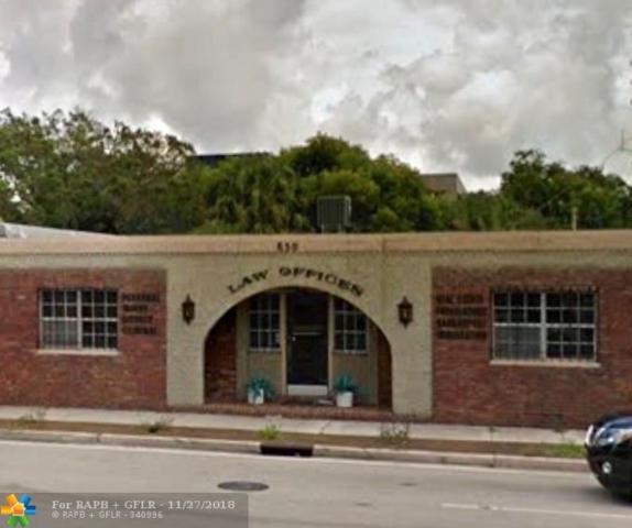 650 SE 3 AVE, Fort Lauderdale, FL 33301 (MLS #F10151553) :: Green Realty Properties