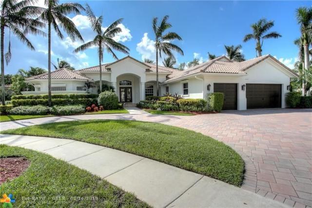 10808 Golden Eagle Ct, Plantation, FL 33324 (MLS #F10151604) :: Laurie Finkelstein Reader Team