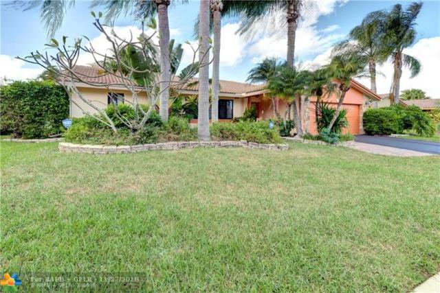 7611 Sunflower Dr, Margate, FL 33063 (MLS #F10151608) :: Green Realty Properties