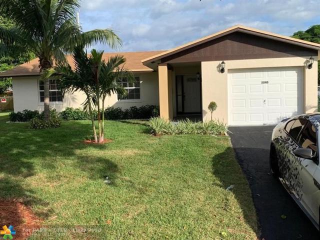 2040 NE 1st Ter, Pompano Beach, FL 33060 (MLS #F10151694) :: Green Realty Properties