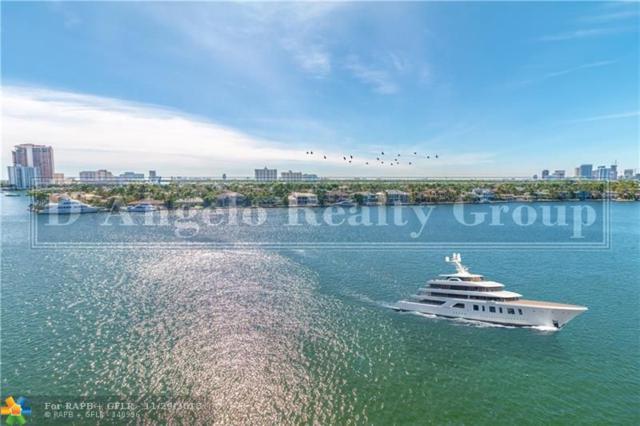511 Bayshore Dr #807, Fort Lauderdale, FL 33304 (MLS #F10151696) :: Green Realty Properties