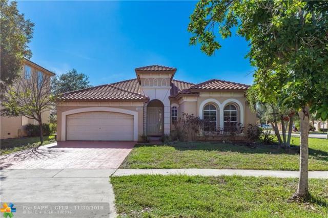 14162 SW 53rd St, Miramar, FL 33027 (MLS #F10151697) :: Green Realty Properties