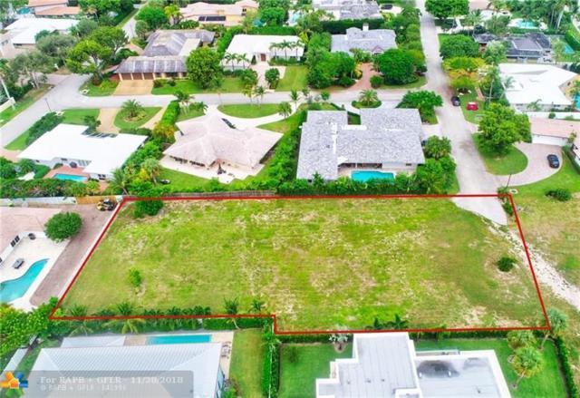 1 Winnebago Rd, Sea Ranch Lakes, FL 33308 (MLS #F10151717) :: Green Realty Properties