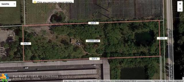 5355 SW 76th Ave, Davie, FL 33328 (MLS #F10151719) :: Green Realty Properties