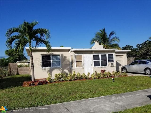 1851 SW 41st Ave, Fort Lauderdale, FL 33317 (MLS #F10151734) :: Green Realty Properties