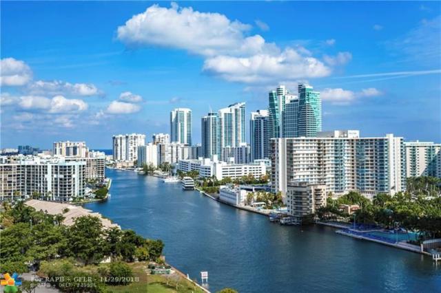2602 E Hallandale Beach Blvd R1708, Hallandale, FL 33009 (MLS #F10151744) :: Green Realty Properties