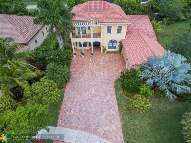 10480 Majestic Ct, Parkland, FL 33076 (MLS #F10151748) :: Green Realty Properties