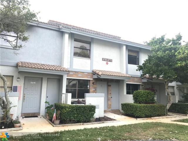 9781 Riverside Dr 65-3, Coral Springs, FL 33071 (MLS #F10151763) :: The O'Flaherty Team
