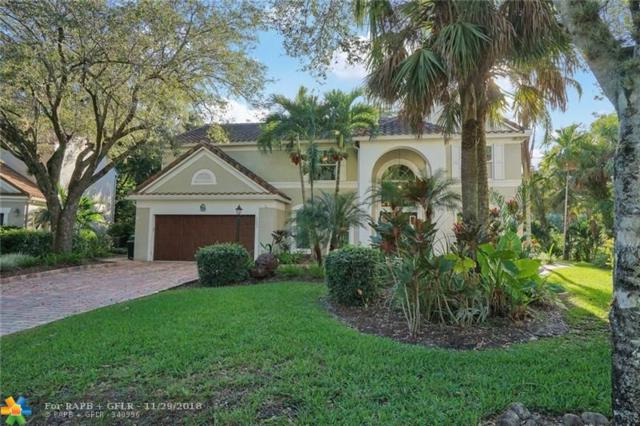 7609 Parkview Way, Coral Springs, FL 33065 (MLS #F10151828) :: Green Realty Properties