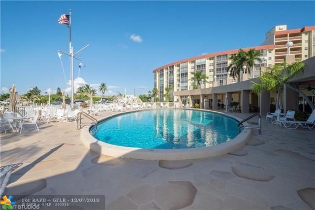 2731 NE 14th St #612, Pompano Beach, FL 33062 (MLS #F10151880) :: Green Realty Properties