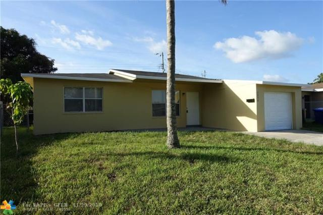 2854 SW 4th Ct, Fort Lauderdale, FL 33312 (MLS #F10151881) :: Green Realty Properties