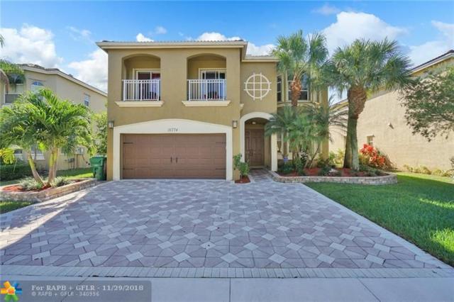15774 SW 53 Court, Miramar, FL 33027 (MLS #F10151914) :: Green Realty Properties