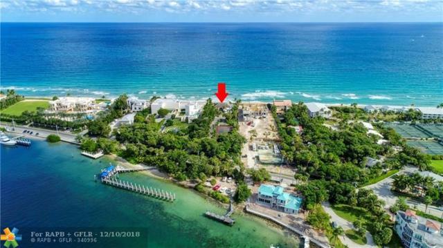 925 Hillsboro Mile, Hillsboro Beach, FL 33062 (MLS #F10151927) :: Green Realty Properties