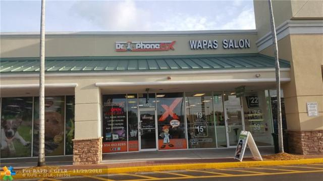 University N Dr, Pembroke Pines, FL 33024 (MLS #F10152022) :: Green Realty Properties
