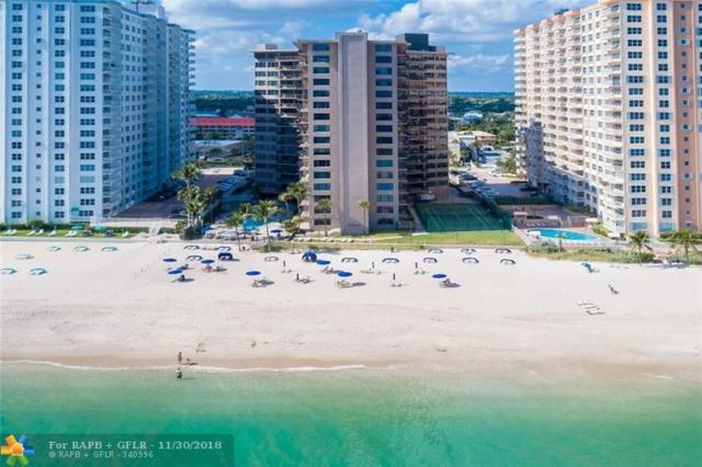 3800 Galt Ocean Dr Ph5 & 6, Fort Lauderdale, FL 33308 (MLS #F10152030) :: The O'Flaherty Team