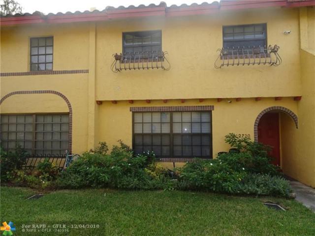 2720 NW 47 TE #1006, Lauderdale Lakes, FL 33313 (MLS #F10152074) :: Green Realty Properties