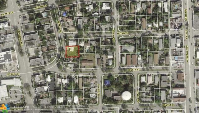 1904 SE 1st Ave, Fort Lauderdale, FL 33316 (MLS #F10152087) :: Green Realty Properties