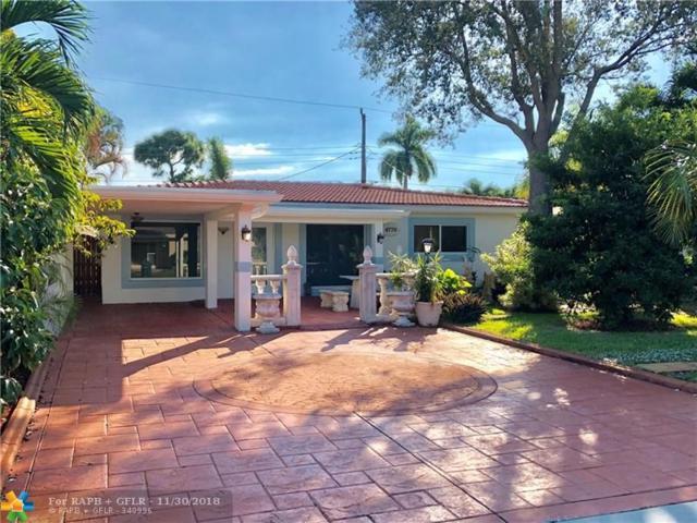 4770 NE 4th Ave, Oakland Park, FL 33334 (MLS #F10152155) :: Green Realty Properties