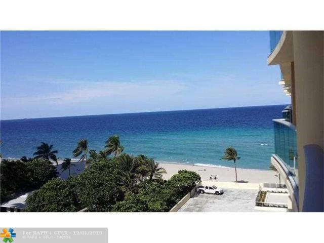2501 S Ocean Dr #704, Hollywood, FL 33019 (MLS #F10152176) :: Green Realty Properties