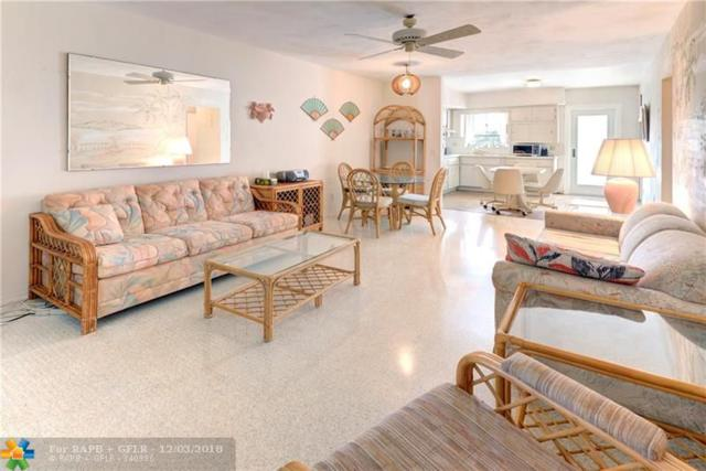 1446 Hayes St #19, Hollywood, FL 33020 (MLS #F10152202) :: Green Realty Properties