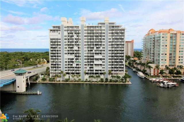 2670 E Sunrise Blvd #1018, Fort Lauderdale, FL 33304 (MLS #F10152210) :: Green Realty Properties