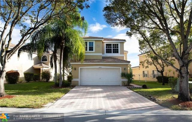 6292 NW 40th Ave, Coconut Creek, FL 33073 (MLS #F10152214) :: Green Realty Properties
