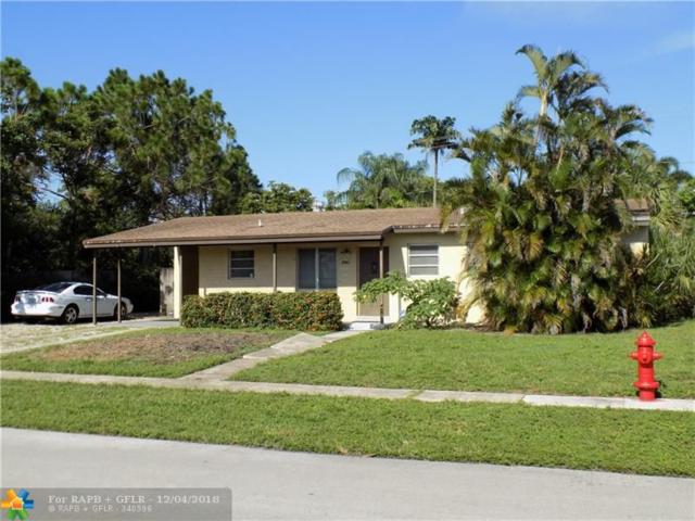 1670 SW 22nd Ave, Fort Lauderdale, FL 33312 (MLS #F10152220) :: Green Realty Properties