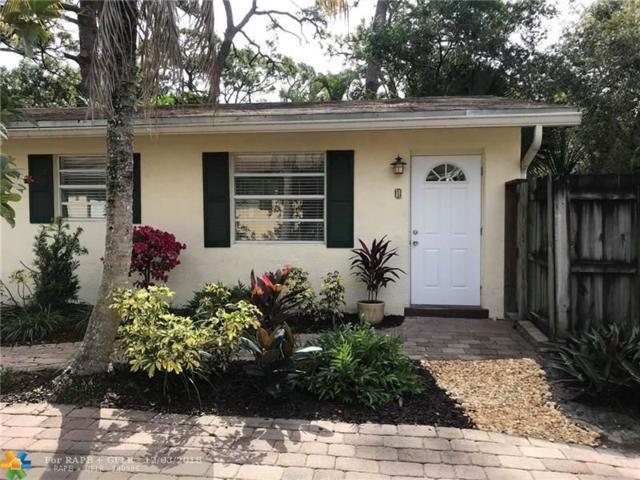 716 SW 14th Avenue #1, Fort Lauderdale, FL 33312 (MLS #F10152228) :: Green Realty Properties