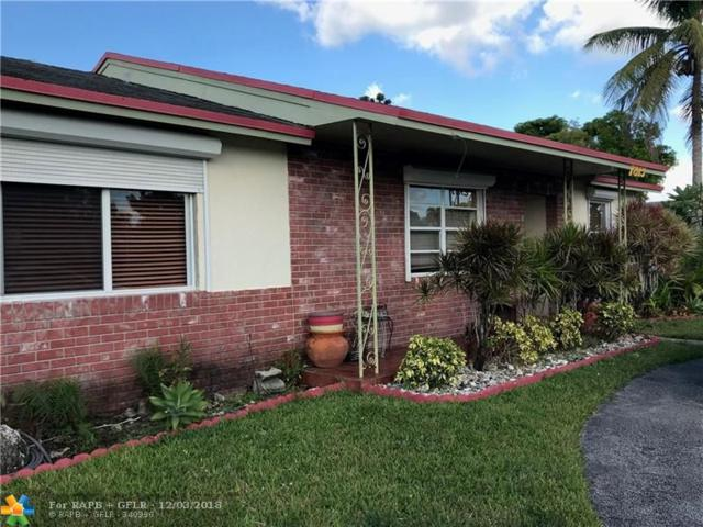 7813 SW 7th St, North Lauderdale, FL 33068 (MLS #F10152283) :: Green Realty Properties
