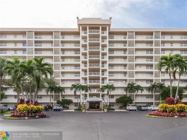 3510 Oaks Way #601, Pompano Beach, FL 33069 (MLS #F10152303) :: Green Realty Properties