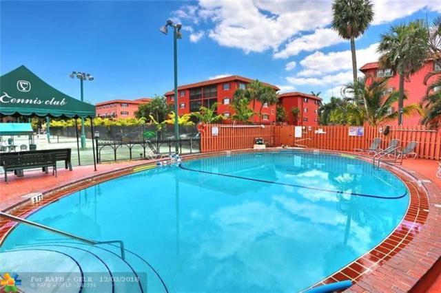 660 Tennis Club Dr #305, Fort Lauderdale, FL 33311 (MLS #F10152310) :: Green Realty Properties