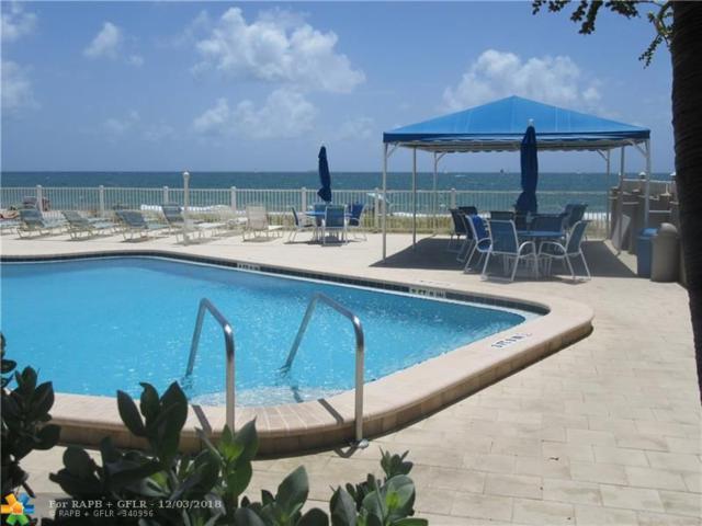 4050 N Ocean Dr #210, Lauderdale By The Sea, FL 33308 (MLS #F10152326) :: Green Realty Properties