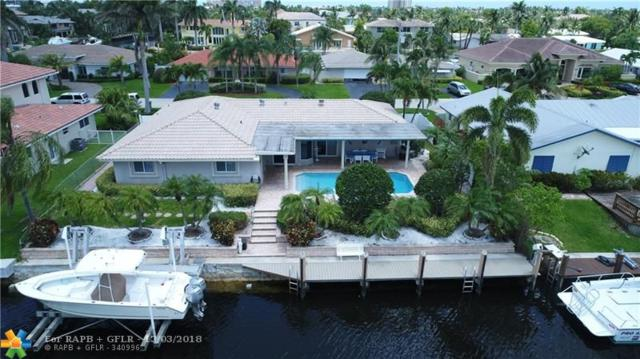 4121 NE 24th Ave, Lighthouse Point, FL 33064 (MLS #F10152420) :: Green Realty Properties