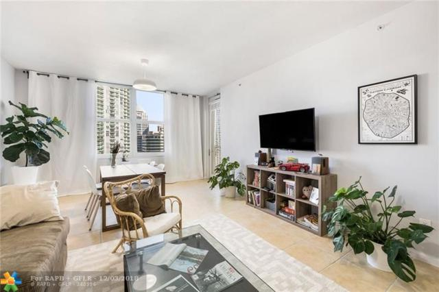 511 SE 5th Ave #1501, Fort Lauderdale, FL 33301 (MLS #F10152429) :: Green Realty Properties