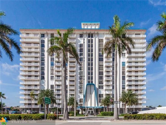 1500 S Ocean Dr I7, Hollywood, FL 33019 (MLS #F10152434) :: Green Realty Properties