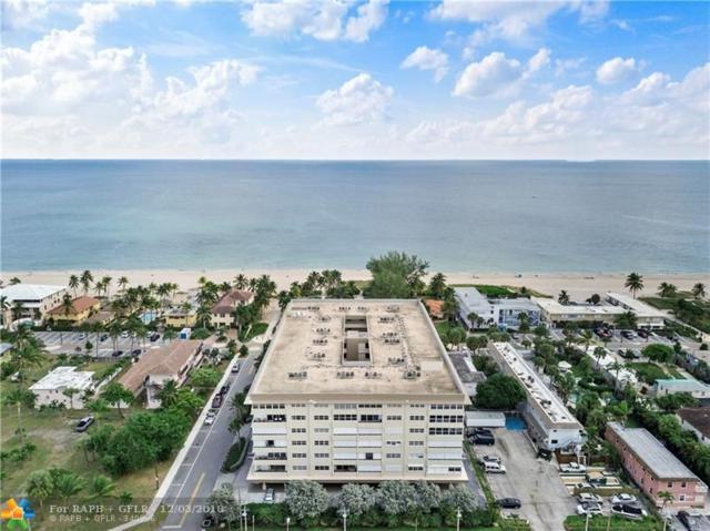 401 Briny Ave #307, Pompano Beach, FL 33062 (MLS #F10152447) :: Green Realty Properties