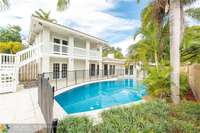824 SE 8th St, Fort Lauderdale, FL 33316 (MLS #F10152458) :: Green Realty Properties