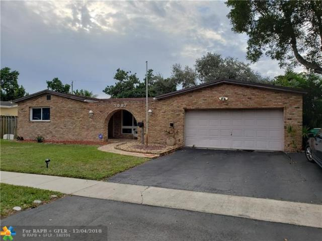 5007 SW 89th Ave, Cooper City, FL 33328 (MLS #F10152556) :: Green Realty Properties