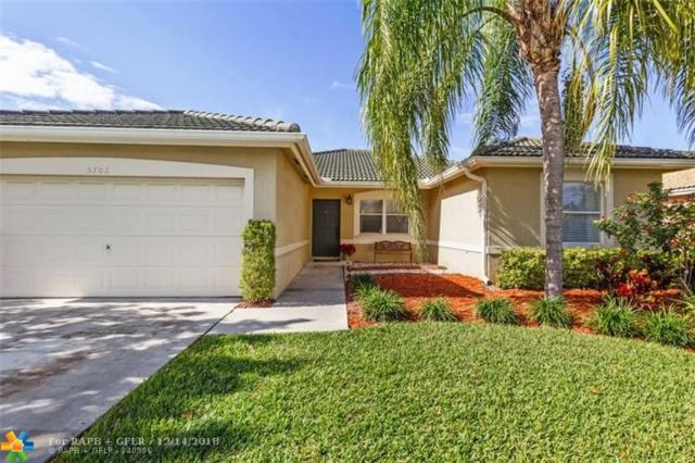5702 NW 109th Ln, Coral Springs, FL 33076 (MLS #F10152581) :: The O'Flaherty Team