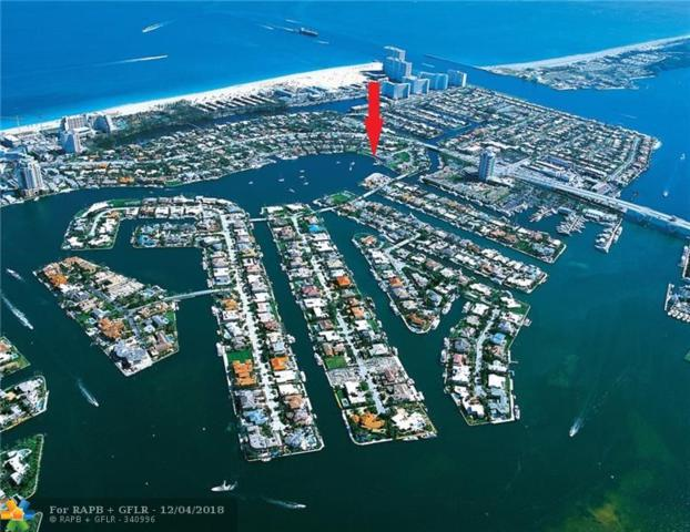 1627 E Lake Dr, Fort Lauderdale, FL 33316 (MLS #F10152586) :: The Howland Group