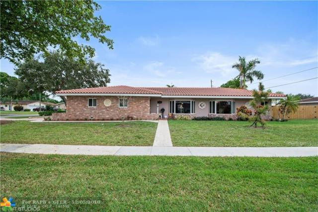 7400 NW 9th St, Plantation, FL 33317 (MLS #F10152691) :: Green Realty Properties
